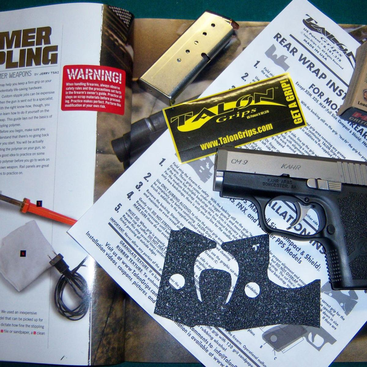 Shooting the Bull: Hooked on Talon Grips | Outdoors and