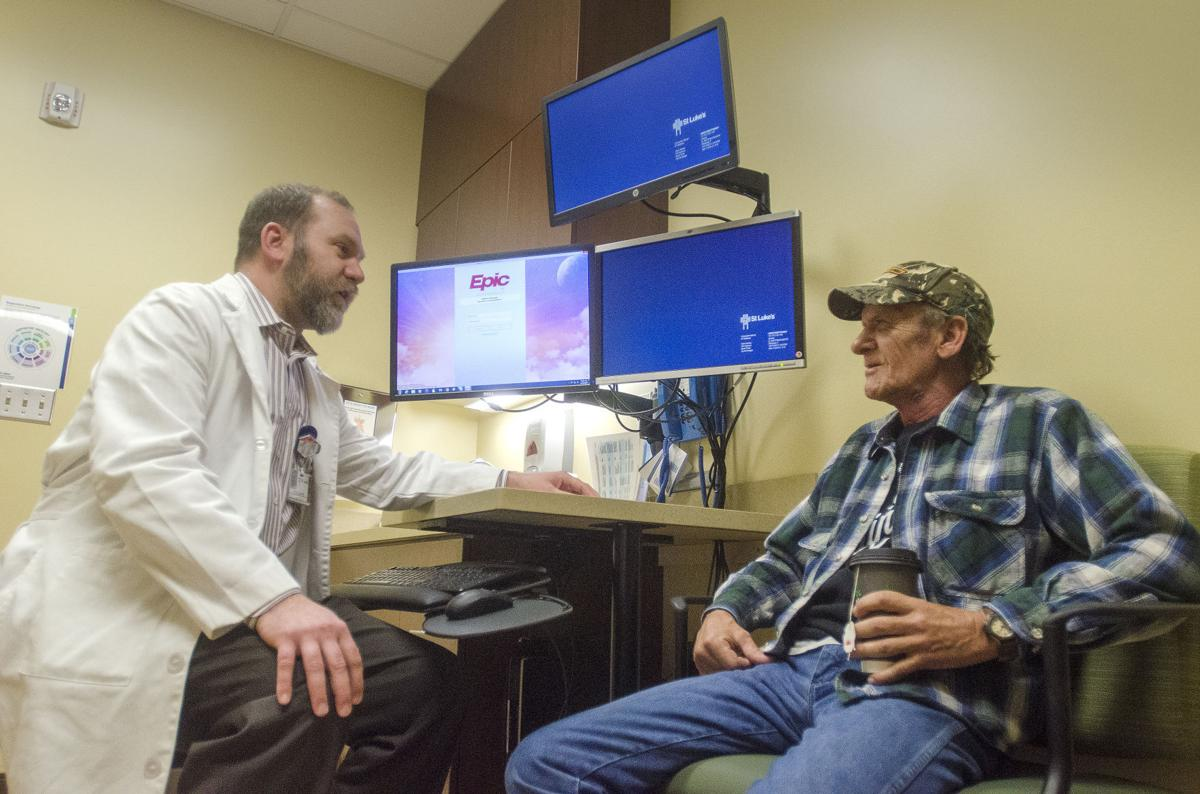 Man fights cancer, gets life on track main E1 art