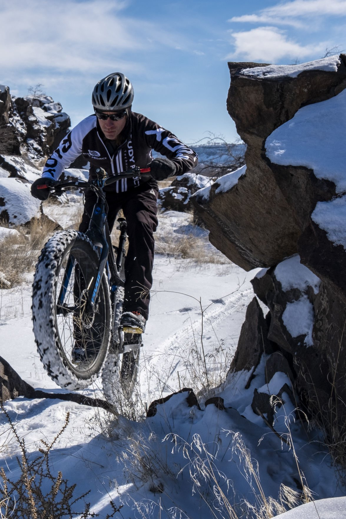 Auger Falls fat bike day