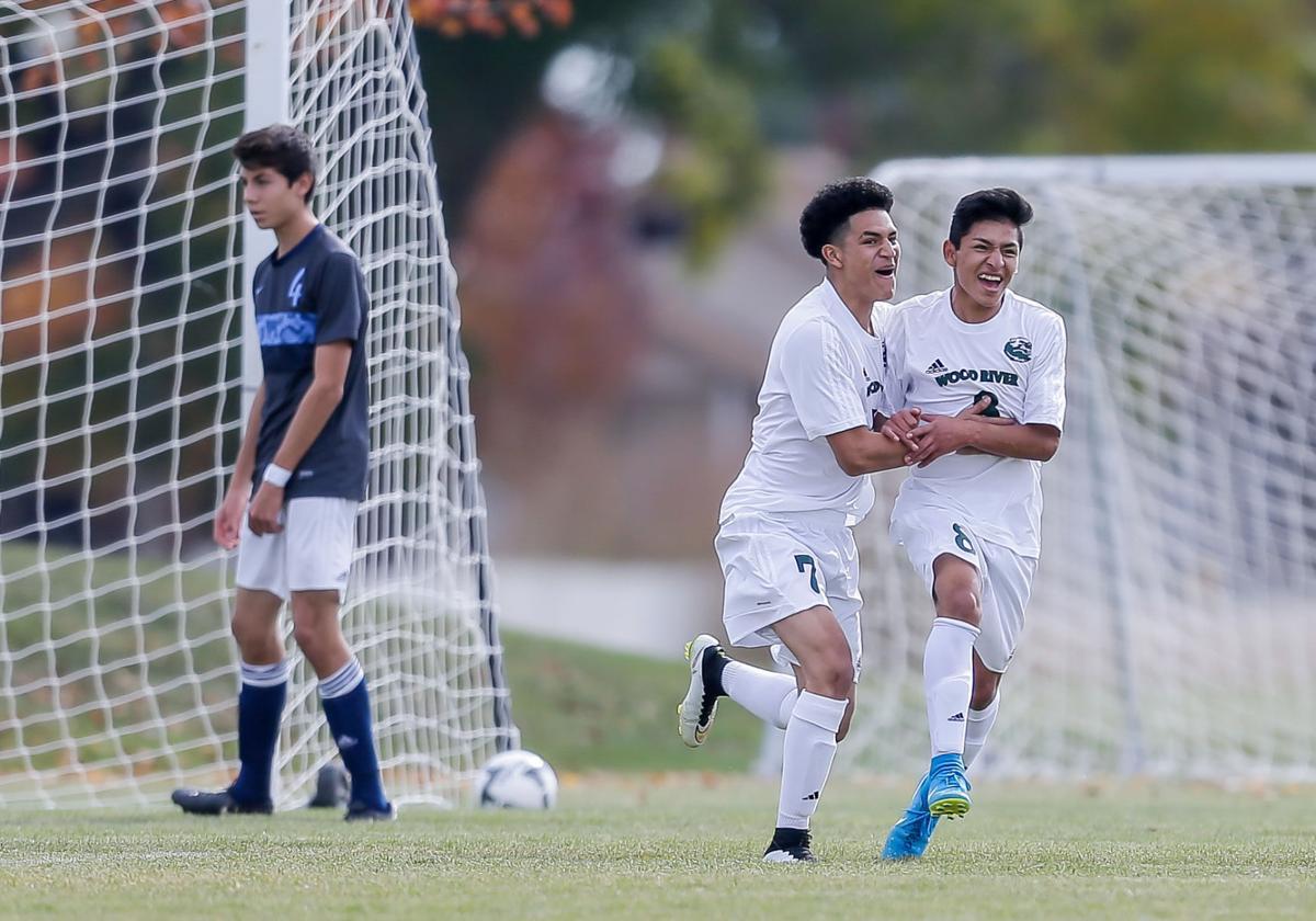 Wood River vs. Skyview boys soccer