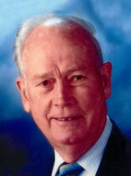 Obituary: Norman Fredrick Hurst