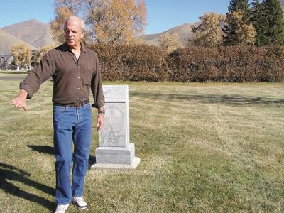 Hailey Cemetery scans ground for unmarked graves