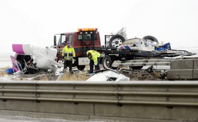 1 Fatality, Multiple Injuries on Icy Roads | Southern Idaho