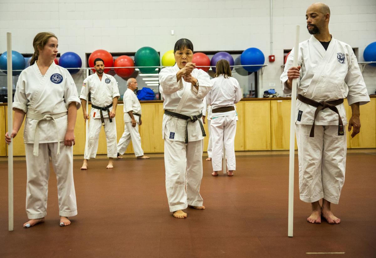 Shotokan Karate gets visiting instructor
