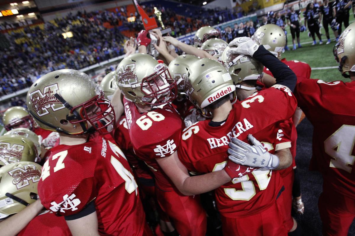 Football - 4A State Championship