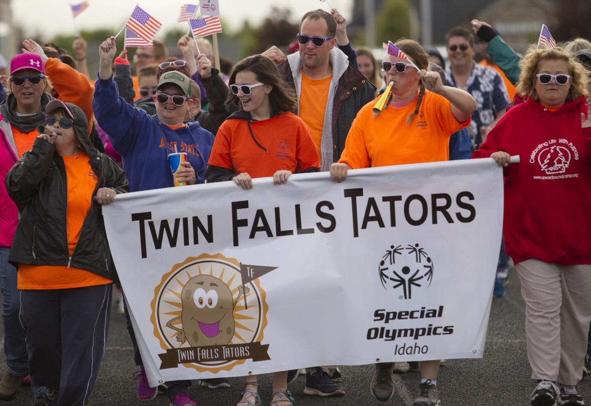 Special Olympics Idaho