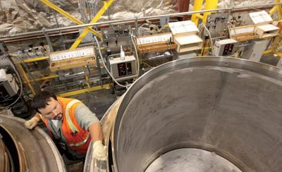 Nuclear Waste Cleanup Continues