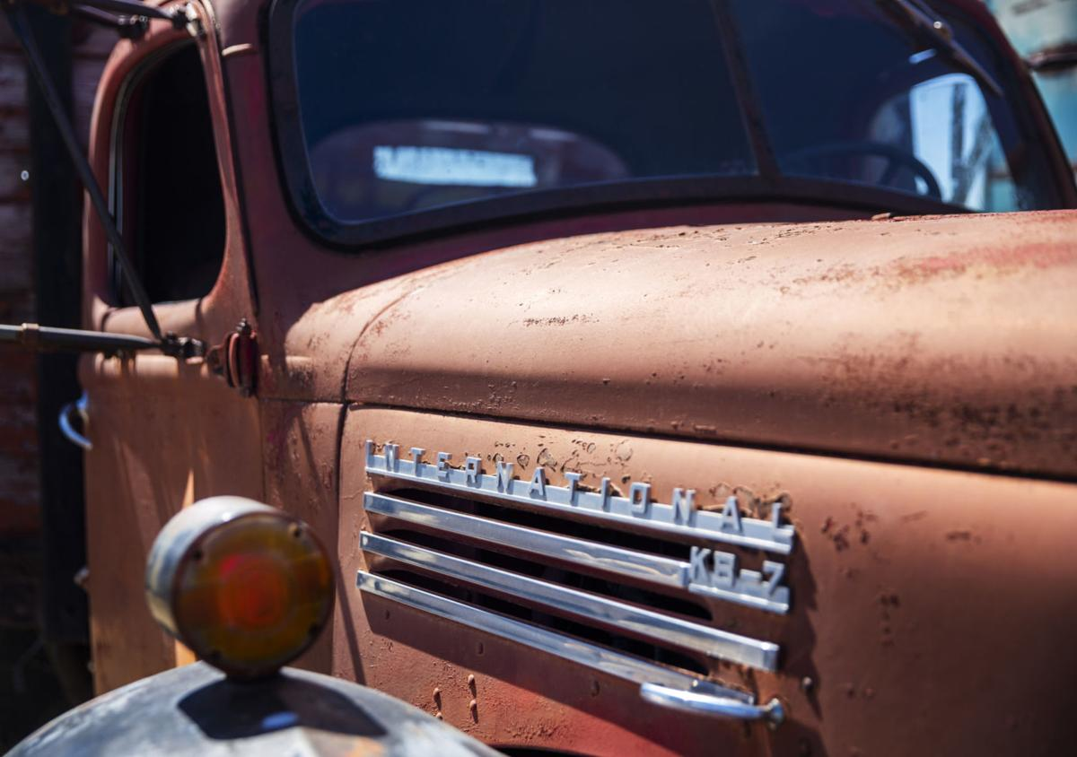 Antique truck show brings enthusiasts from all over the country
