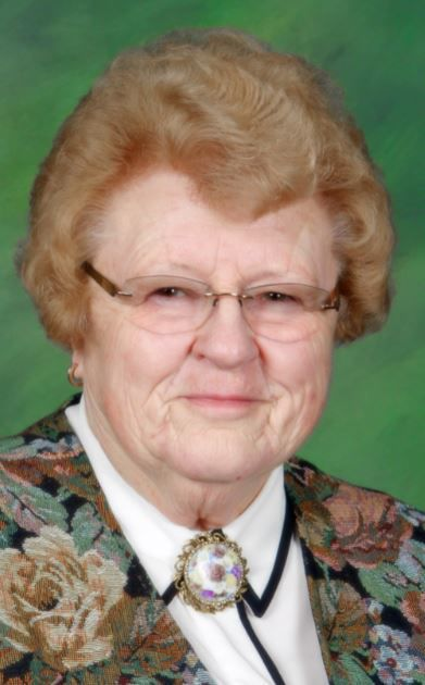 Obituary: Peggy Joyce Fawcett