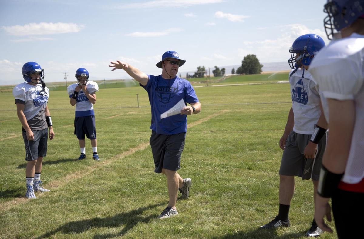Valley High School football