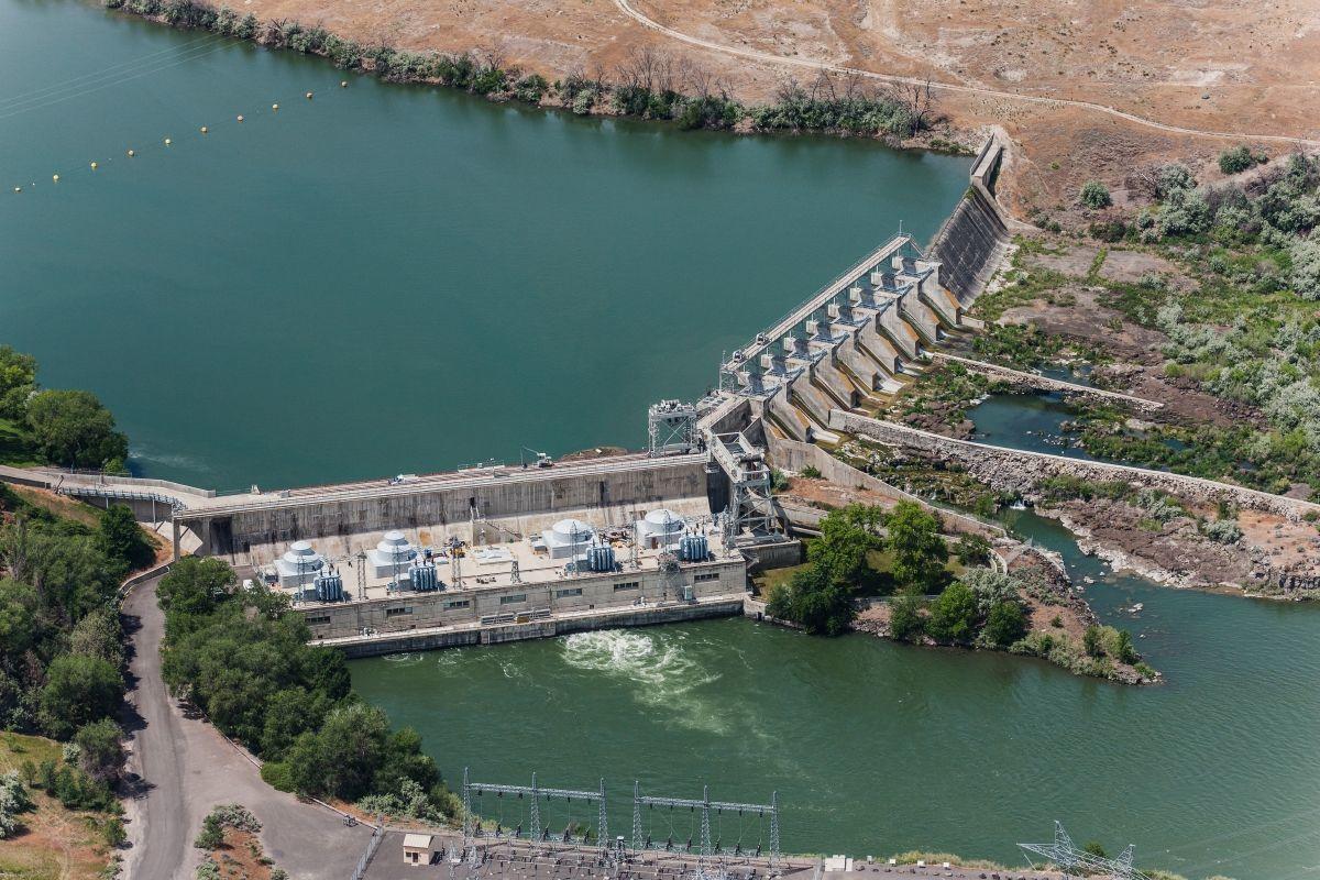 Idaho Power Lower Salmon Dam