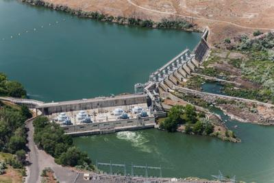 Idaho Power Lower Salmon Dam