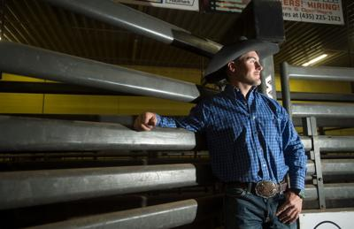 Cowboy back on his feet after rodeo injury