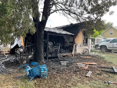 Diamond Avenue House Fire