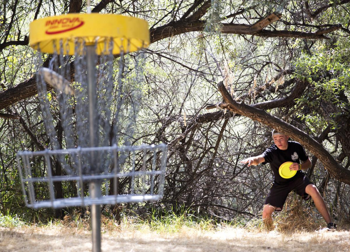 Twin Falls Disc Golf Tournament