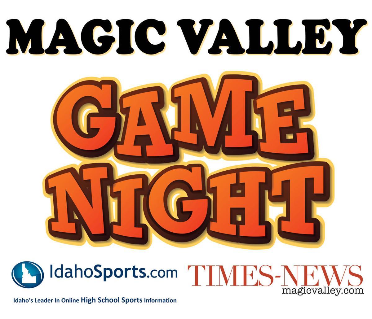 Magic Valley Game Night logo
