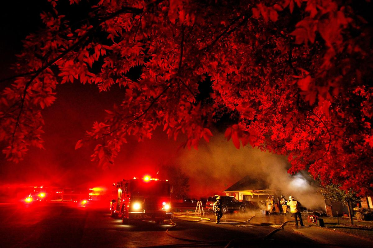 House fire in Twin Falls