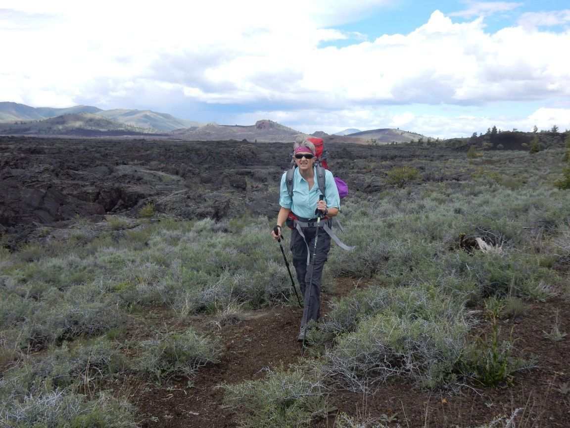 Craters of the Moon wilderness
