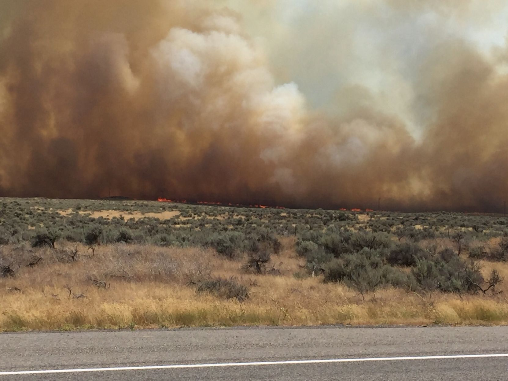 Fire Restrictions ordered for south central Idaho on federal & state lands