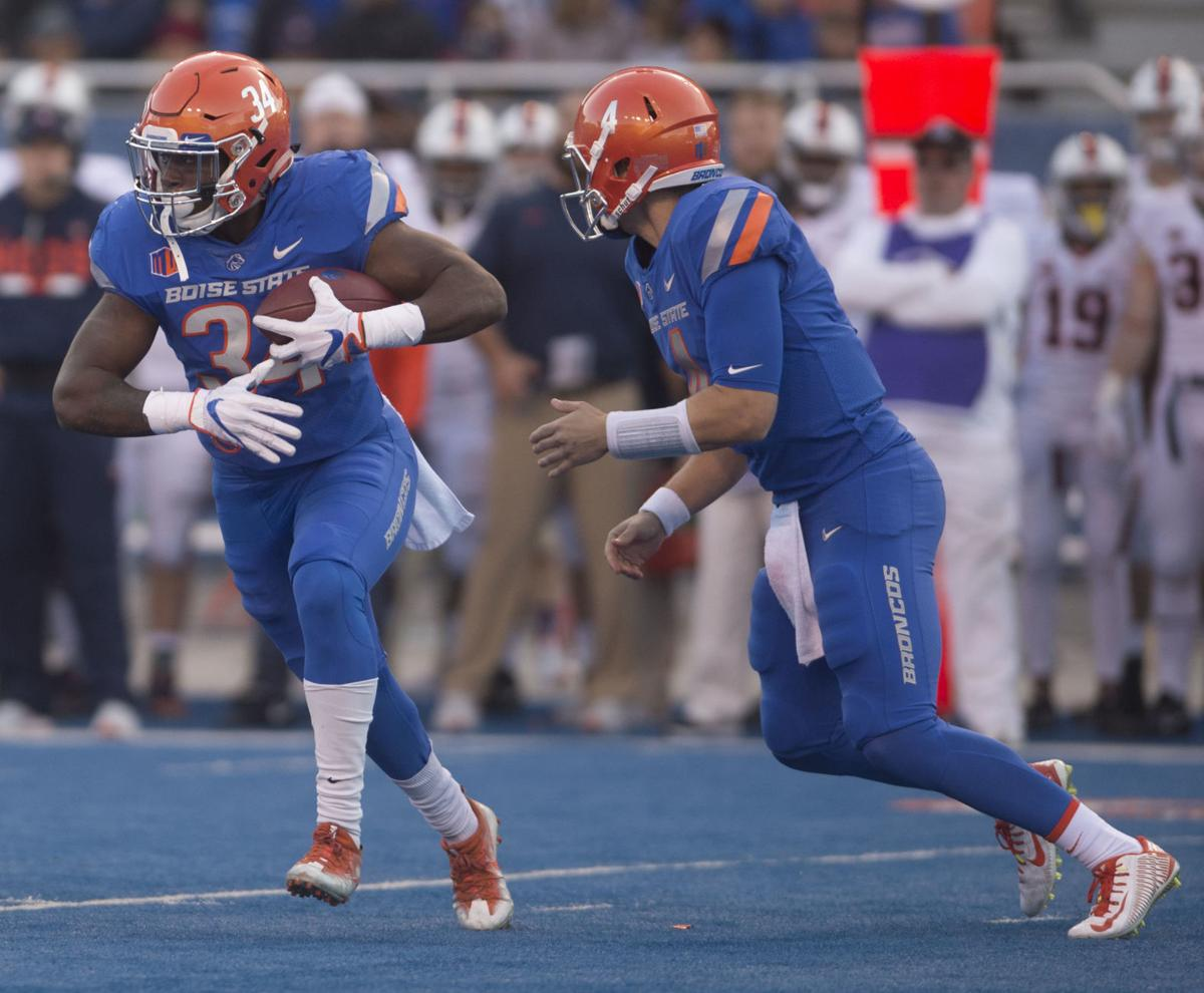 Football - Virginia Vs. Boise State