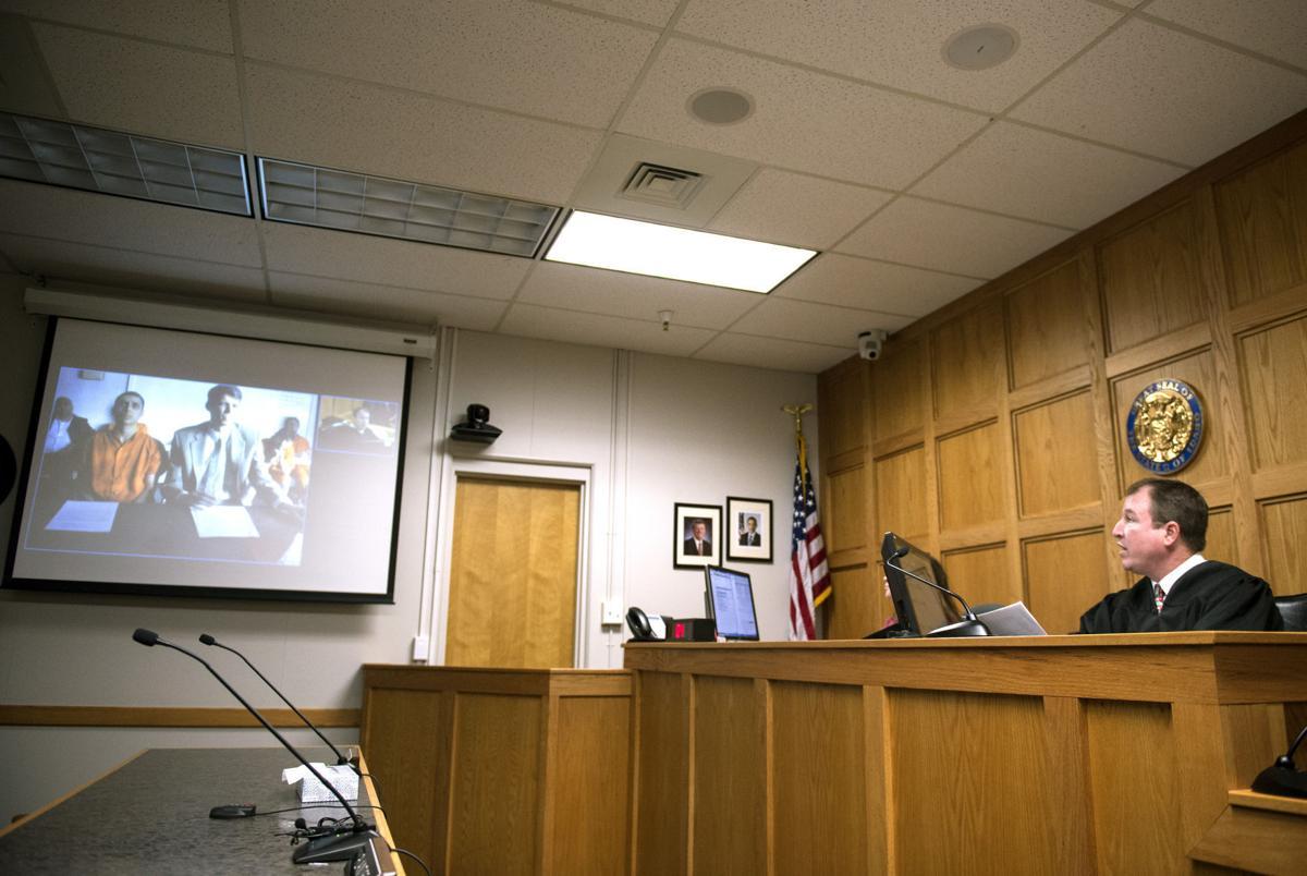 Jose Daniel Alvarez arraignment