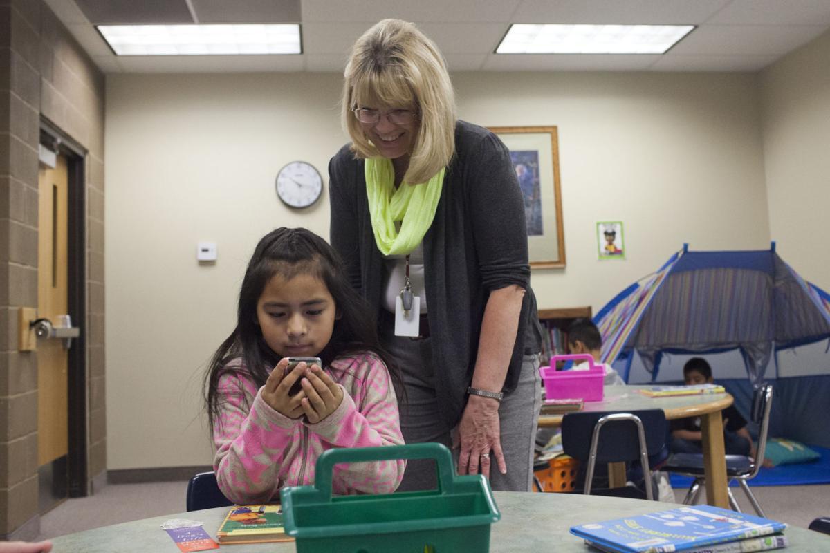 Heyburn Elementary School Teacher
