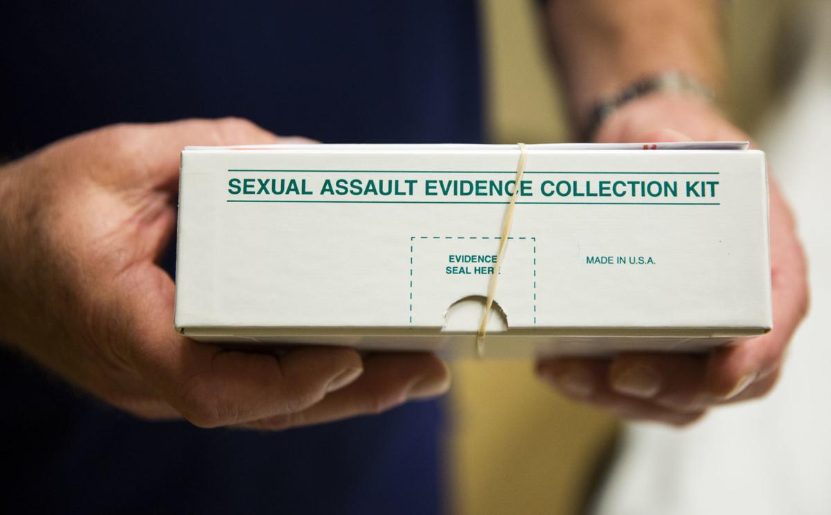 Sexual assault kits