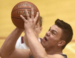 PHOTOS: Boys Basketball - Twin Falls Vs. Canyon Ridge