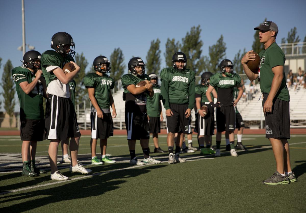 Burley High School football