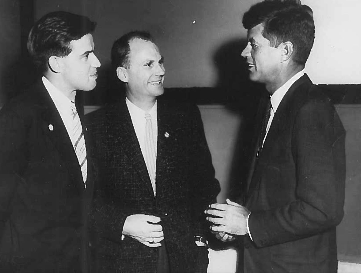 Hidden History: Twin Falls welcomes JFK and Frank Church   Local ...