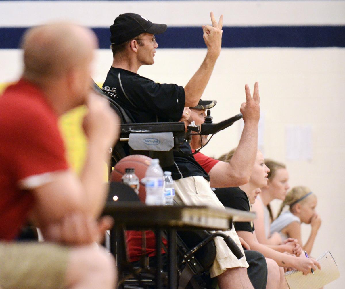 Acey Shaw Coaches Summer Team