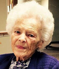 Obituary: Betty Baxter