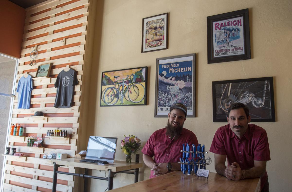 Bull Moose Bicycles opens