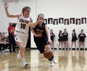 PHOTOS: Girls Basketball - Kimberly Vs. Gooding