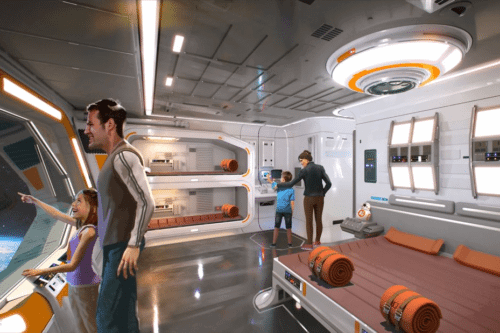 Immersive 'Star Wars' Hotel Is Coming To Walt Disney World