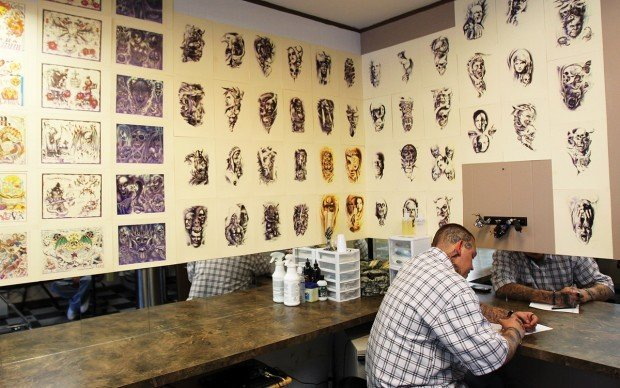 208's Finest Tattoo Shop Celebrates First Year In Business