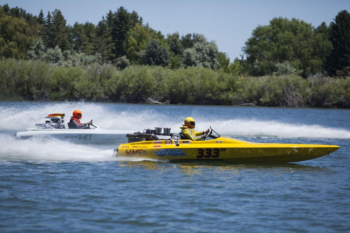 Regatta unlimited: Big prizes, capsizes mark racing in
