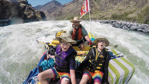 Millage Rafting