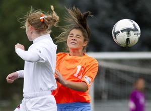 PHOTOS: Twin Falls girls soccer defeats Canyon Ridge 3-0