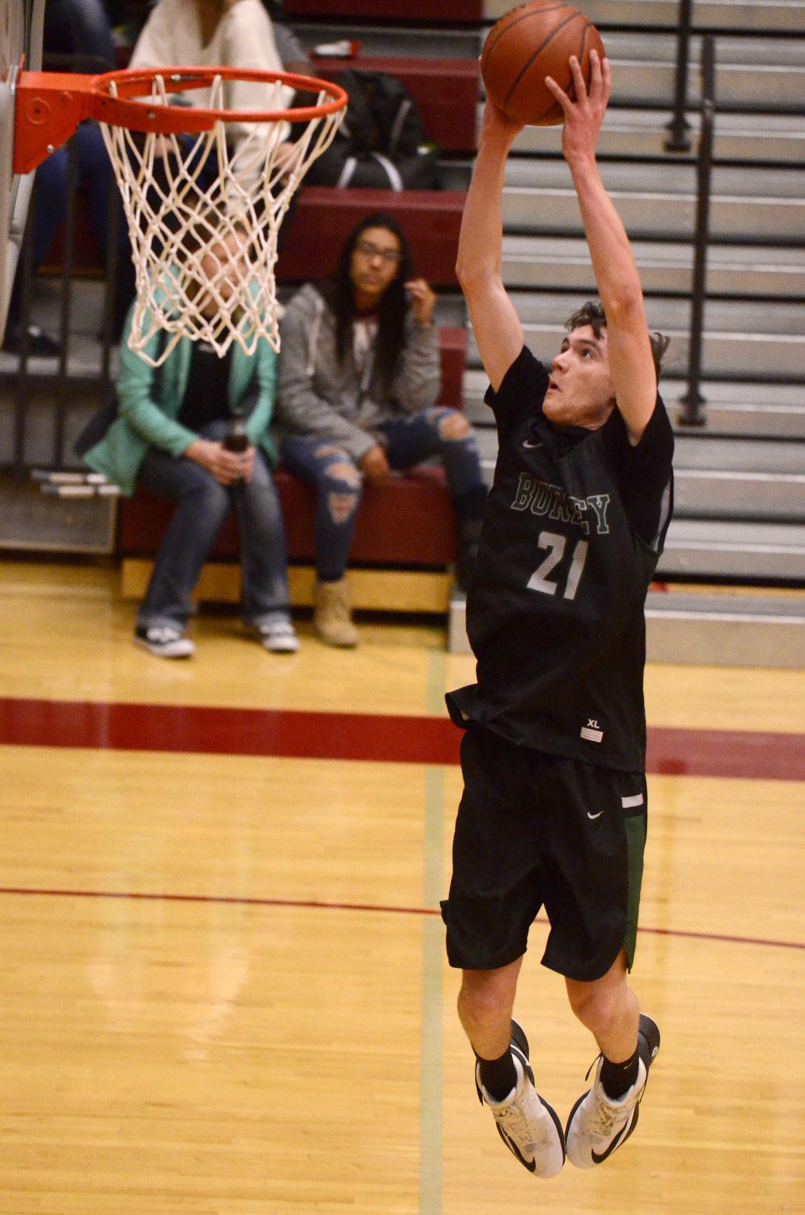 Boys Basketball - Burley Vs. Canyon Ridge