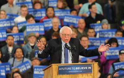 Sanders in Idaho