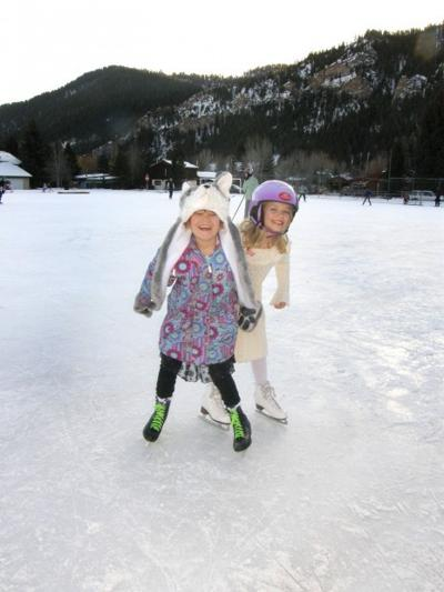 Ketchum S Outdoor Ice Rink Provides Fun On Ice Outdoors And