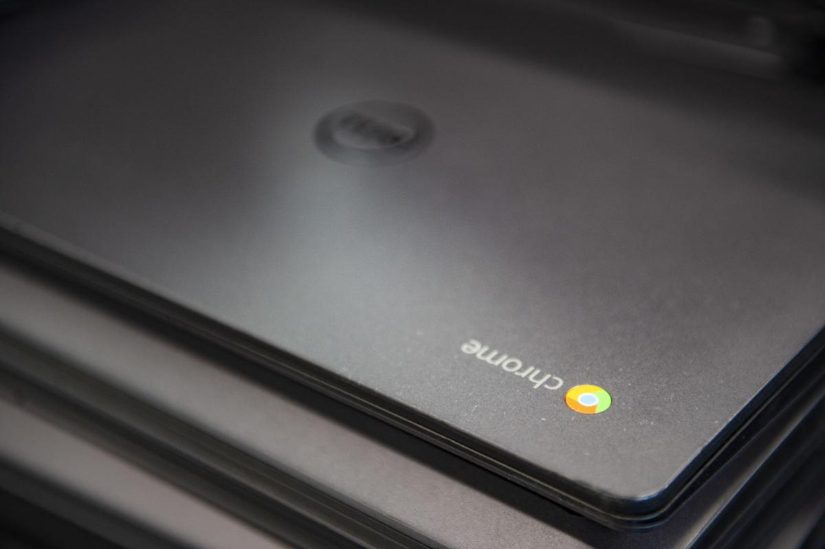 Checking out Chromebooks