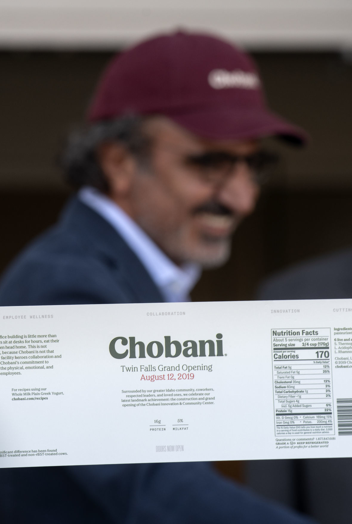 Chobani Global R&D Center