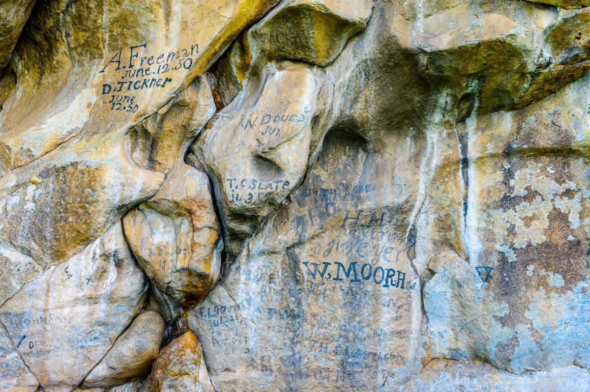 Camp Rock Detail