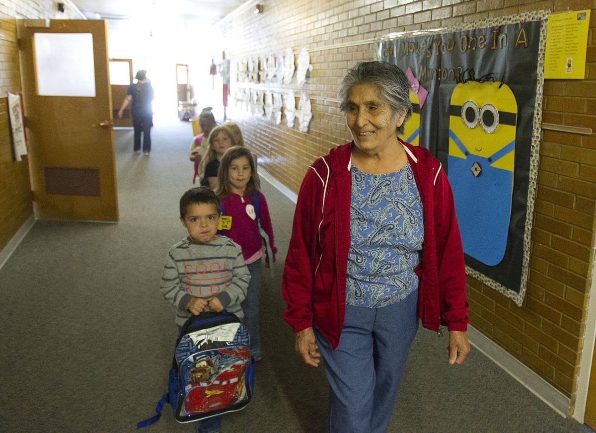 Volunteer Grandmas