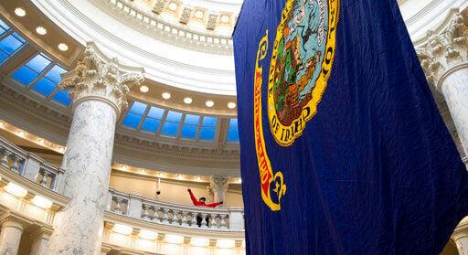 Idaho Senate starts effort to wrest power from Gov. Little