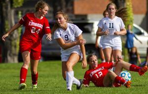 PHOTOS: Kimberly vs Community School girls soccer