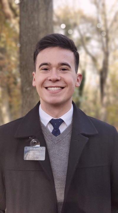 Elder Hayden Morrison