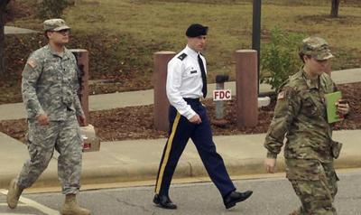 Bergdahl: Firefight recalled in search for missing soldier